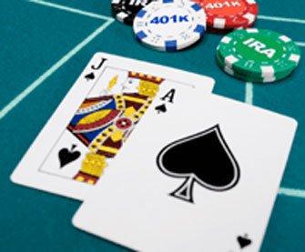 Blackjack sur Winpalace casino